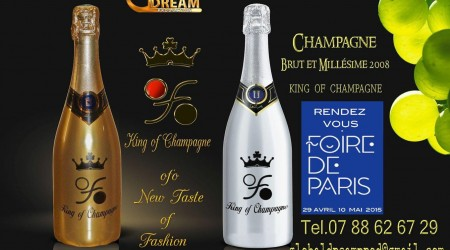 Realisation Ofo champagne
